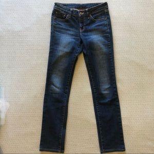 UNIQLO Skinny Straight Leg Stretch Jeans